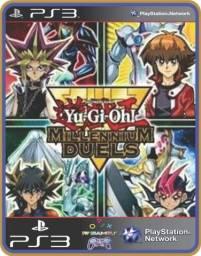Título do anúncio: Ps3 Millenium Duels Yu Gi Oh!