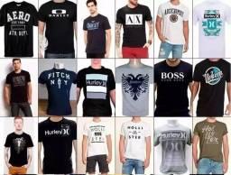 camisetas masculinas atacado
