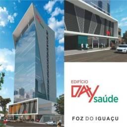 Sala à venda, 35 m² por r$ 283.783,00 - centro - foz do iguaçu/pr