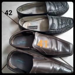 Lote sapatos, croc e sandália masculino