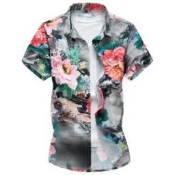 Camisas Masculinas Florais