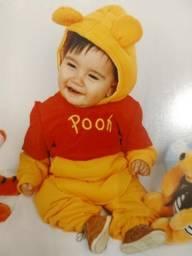 Fantasia ursinho Pooh