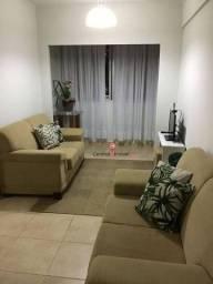Apartamento com 2 dormitórios para alugar, 80 m² por r$ 400/dia