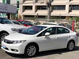 Honda Civic LXR 2.0 Aut. 2014 Completo - 2014
