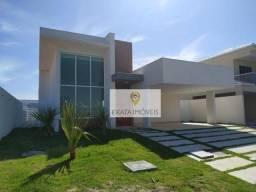 Lançamento! casa linear alto padrão no condomínio viverde iii/ rio das ostras.
