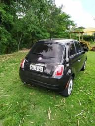 Fiat 500 (vendo ou troco *zap - 2012