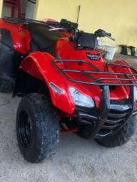 Quadriciclo Honda Fortrax 420 2012 4x4