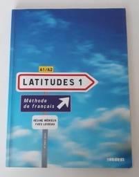 Latitudes 1 - Livre De L´eleve + Audio Cd - Livro Francês - Nível A1 e A2