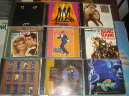 Sountracks, Trilhas de filmes, Cds, 3 Lotes com 9 cd cada lote