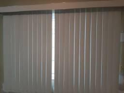 Persiana em PVC branco