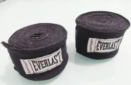 Bandagem Everlast 2.74 m - Preto<br><br>