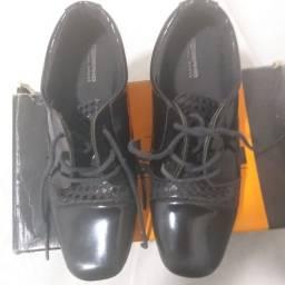 Sapato social infantil  N.30