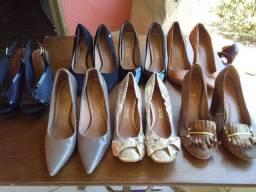 Sapatos n39 usados