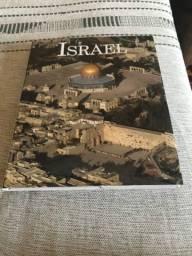 Livro sobre Israel capa dura