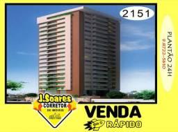 Apartamento 3 Quartos para Venda em João Pessoa, Tambauzinho, 3 dormitórios, 3 suítes, 3 b