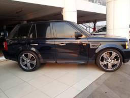 Land Rover Range Rover SUPERCHAGED 4.2 V8 Azul