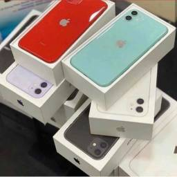 IPhone 11 ( 12X Sem Juros + Nota Fiscal) 64Gb 128Gb