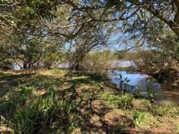 3 Hectares de terras, na margem do Rio Cai, de 149.900 Por 84.900 Parcelo direto!