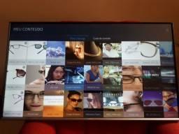 Smart TV Samsung 40 Pol. Full HD Função Futebol e Gamefly