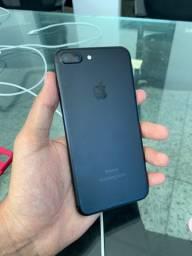 Título do anúncio: Iphone 7 plus 32gb Preto