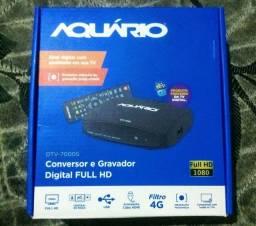 Vendo Conversor Aquário Full HD