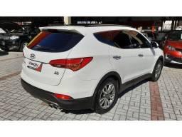 Hyundai Santa Fé 3.3 MPFI 4X4 7 Lugares V6 270CV Gasolina 4P Automático (2015)