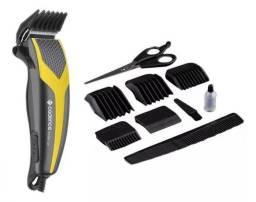 Kit Maquina de cortar cabelo Cadence
