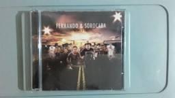 Cd Fernando E Sorocaba Homens E Anjos