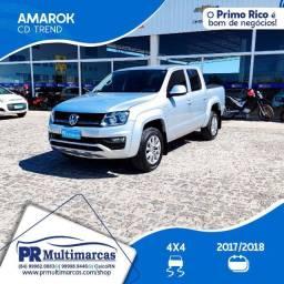 VW Amarok TD AT 4X4 2018 Extra!!!