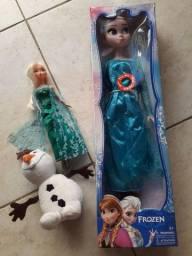 Por  80  - Frozen  - Elsa