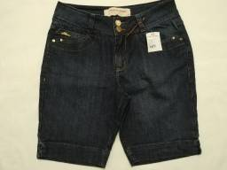 Shorts / bermuda jeans tamanho 44, R$ 65,00 Nova