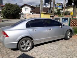 Vendo ou troco Civic 2009 lxs manual por Crv 2010