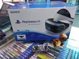 Playstation Vr Top 10x Sem Juros! Com Garantia!