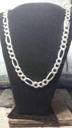 Vendo cordão de prata 100 gramas