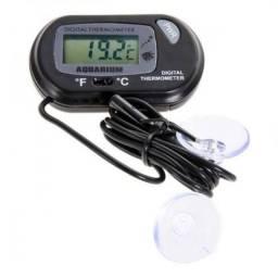 Termômetro Digital com sensor externo