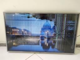 """Smart TV LED 43"""" Ultra HD 4K LG 43UK6520PSA"""