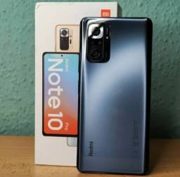 Redmi note 10 Pro 64Gb-6Gb de ram - Camera 108Mp - lacrado a pronta entrega- cinza