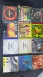 CDs Nirvana Legião Urbana O Rappa