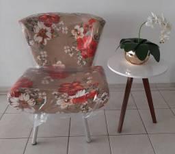 Cadeiras estofados