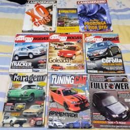 Revistas pra desapegar