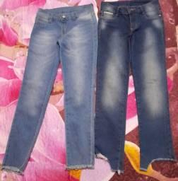 Calças Jeans NOVA Feminina