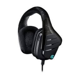 Headset Gamer Logitech G633, Artemis Spectrum, 7.1, RGB, Com Fio, Multiplataforma