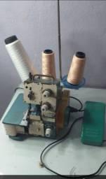 Máquina costura overlok