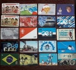 Coleção de cartões 150,00