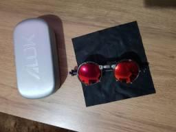 Óculos Alok Degradê - Vermelho