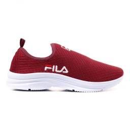Tênis Fila F1 little vermelho 34 ao 38