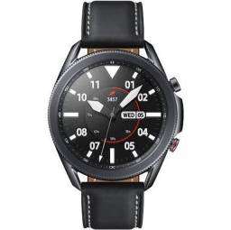 Novo Lacrado Smartwatch LTE Samsung Galaxy Watch3 45mm Lte Preto