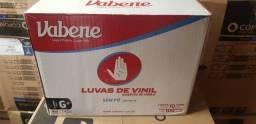 Luva de Vinil sem pó.      R$ 500,00