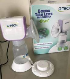 Bomba Tira-Leite Automática - Smart - G-Tech