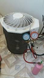 Serviço de Refrigeração  em Ar condicionado da